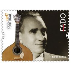 Stamps Portugal 2011 - Stamps to honor Fado - Stamp: Carlos Ramos