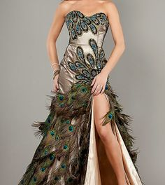 Wow this might be my new dress for my masquerade