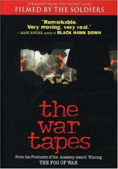 THE WAR TAPES is Operation Iraqi Freedom as filmed by Sergeant Steve Pink, Sergeant Zack Bazzi, and Specialist Mark Moriarty. Steve is a wisecracking carpenter who aspires to be a writer. Zack is a Lebanese-American university student who loves to travel and is fluent in Arabic. Mike is a father and resolute patriot who rejoined the Army after 9/11.