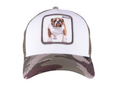 Casquette Goorin Butch camouflage verte au Dog Francais #goorin #goorinbros #casquette #nouvellecasquette #caps #dog