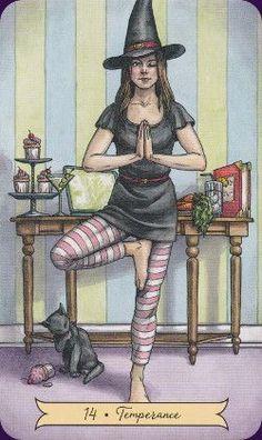 Everyday Witch Tarot Created by Elisabeth Alba, Deborah Blake Tarot Deck - 78 Cards - Llewellyn 2017 This is my 2018 year card. Tarot Significado, Tarot Cards For Beginners, Tarot Astrology, Tarot Major Arcana, Free Tarot, Card Drawing, Tarot Learning, Tarot Card Meanings, Tarot Card Decks