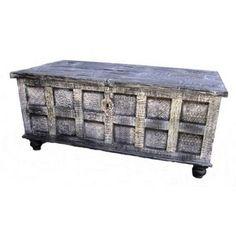 Tony Blackwash Storage Trunk $599.00
