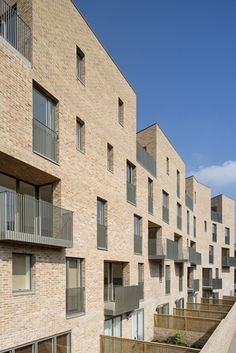 2015 SHORTLISTED SCHEMES U003e Completed Schemes / The Housing Design Awards