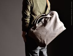 The bag opens all the way down the sides for easy packing. Take it out every day for business or into the wild.