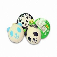 Fancy Stress Panda Balls with Strap Stress Toys, Business Gifts, Panda, Christmas Ornaments, Holiday Decor, Oem, Balls, Modern, Inspiration
