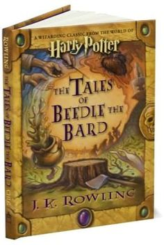 The Tales Of Beedle Bard Harry Potter Series