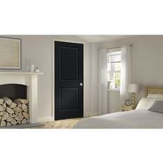 Reliabilt Ivy Solid Core Frosted Glass Single Prehung Interior Door  (Common: 32 In X 80 In; Actual: 33.5 In X 82.1875 In | Prehung Interior  Doors And ...