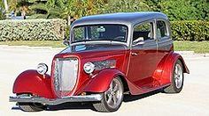 1933 Ford Victoria Replica Street Rod