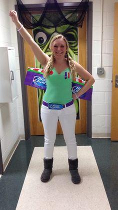 Bud Lightyear! My Costume This Year