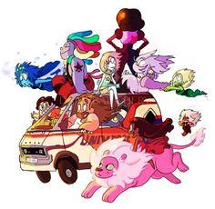 All together Steven Universe