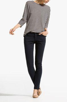 PANTALÓN RASO - First Price - Pantalones - WOMEN - España