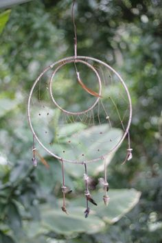 12 Diameter Dreamcatcher with Inner Ring by QuickSilverVisions