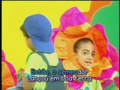 Aline Barros e Cia - A Sementinha (Legendado)