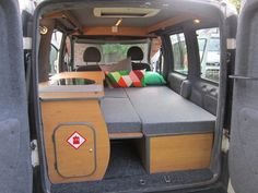 Awesome Awesome Fiat CAMPER DAY VAN MICRO CAMPER FIAT DOBLO