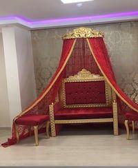 Kına-sünnet koltuğu (kral tahtı). in Çerkezköy - letgo