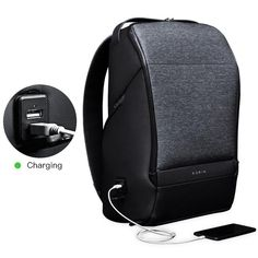 e0a411b0ad Krion FlexPack The Best Functional Anti-theft Duffle BackPack Man Fashion  Backpacks Travel Shoulder Bags
