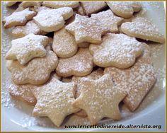Biscotti alla vaniglia (con il bimby)