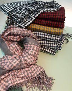 #sciarpone #double #FACE #quadri #piu coloriiii #valeria #abbigliamento