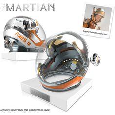 Ares III Helmet