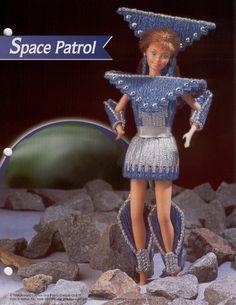 Kitchen Caddy Holder ~ fits Barbie dolls Annie/'s plastic canvas pattern leaflet