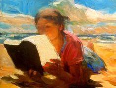 Reading and Art: Charlie Mackesy