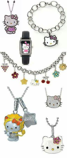 Accessories hello kitty baby