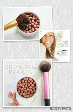 Bronzing Pearls, Nu Skin, Madagascar, Dog Food Recipes, Spa, Colour, Makeup, Beauty Makeup, Color
