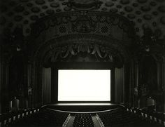 Hiroshi Sugimoto: Theaters.
