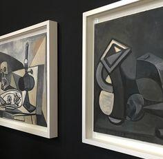 Picasso- Palette & Form Inspiration. #picasso #museepicasso #colorinspiration #myphoto #myview #neutralpalette #paris #instaphoto #instadaily #modernart
