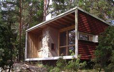 La boite de l'architecte Ralph Erskine (1941-1942)