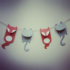 hunger games paper garland