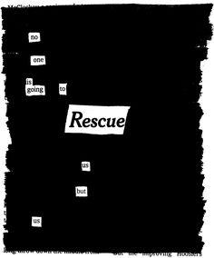 Newspaper Blackout: Photo