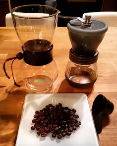 #coffetime #chemex #chemexcoffeemaker #alfredocoffee #hario THX @coffeedeskpl  #woodmanpic