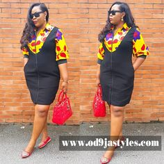 is an African fashion and lifestyle website that showcase trendy styles and designs, beauty, health, hairstyles, asoebi and latest ankara styles. Short African Dresses, Latest African Fashion Dresses, African Print Dresses, African Print Fashion, Africa Fashion, Couples African Outfits, African Attire, Ankara Dress Styles, Trendy Ankara Styles