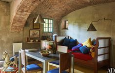 Photographer Oberto Gili's Dreamy Farmhouse in Northwest Italy Photos   Architectural Digest