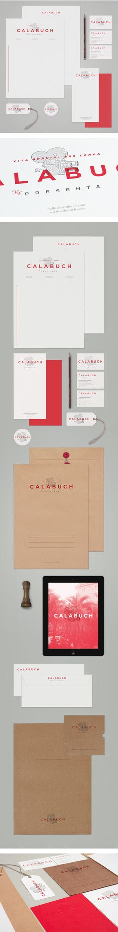 CALABUCH | Tres Tipos Graficos  ♥ Reputation Line Inc.  NY -   Marketing & Branding U ♥