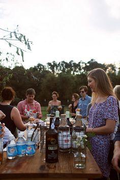 The Second Annual Charleston Kinfolk Dinner   Olivia Rae James