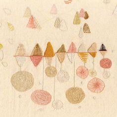 goodmemory:    Textile artist Rita Smirna  via
