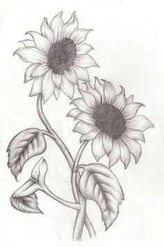 drawings easy 40 Easy Flower Pencil Drawings For Inspiration 40 Easy Flower Pencil Drawings For Inspiration Easy Pencil Drawings, Easy People Drawings, Easy Flower Drawings, Pencil Drawings Of Flowers, Easy Doodles Drawings, Pencil Sketch Drawing, Realistic Drawings, Colorful Drawings, Drawing People