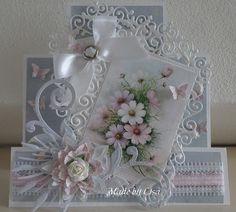 Voorbeeldkaart - Bloemenkaart, - Categorie: Figuurkaarten - Hobbyjournaal uw hobby website
