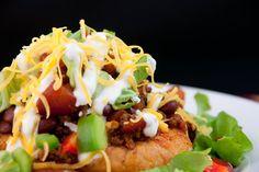 Ojibway 'Indian Tacos' (Native American Recipe)