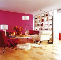 Pink Decor http://www.delightfull.eu/