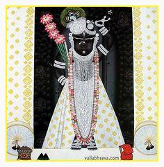 Shrinathji, Shriji, Shrinathji Swarup, Nathdwara