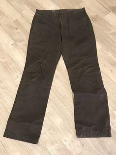 be2628ca8cc722 Gap Mens Khakis. Dark Green  Grey. Waist 32. Length 34  fashion  clothing   shoes  accessories  mensclothing  jeans (ebay link)