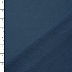 Cali Fabrics - Bright Teal Sweatshirt Fleece, $5.99 (http://www.califabrics.com/bright-teal-sweatshirt-fleece/)