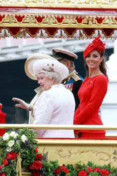 Kate Middleton Photos - British Royals at the Queen's Diamond Jubilee - Zimbio