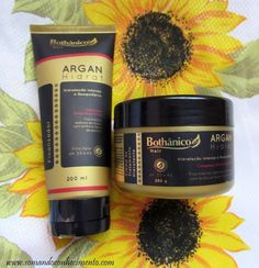 Creme de hidratação e finalizador da Bothãncio Hair.Resenha em http://www.somandoconhecimento.com/2016/01/creme-hidratacao-e-finalizador-argan-hidrat-bothanico-hair.html