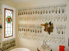 WC Advent Calendar, Collections, Holiday Decor, Home Decor, Decoration Home, Room Decor, Interior Design, Home Interiors, Interior Decorating