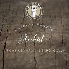 Barbers become Stockist #stockist #goals #beard #bearded #beardoil #beardbalm #beardshampoo #vikings #mensgrooming #claypomade #moustachewax #barba #beardie #beardlife #barber #barberia #beardgang #malegrooming #beardlove #beardedmen #hairdresser #sweynforkbeard #barberlife #menstyle #mensfahion #london #beardnation #barbudo #barba #barbershop