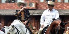 Islam Garis Lurus: Survei Poltracking: Jokowi dan Prabowo Head To Hea...